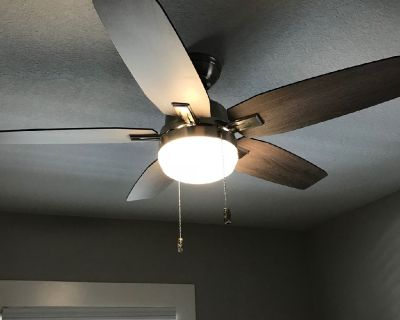 Looking to have ceiling fan installed?