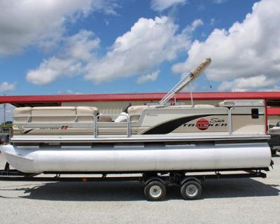 2000 Sun Tracker 22 Party Barge