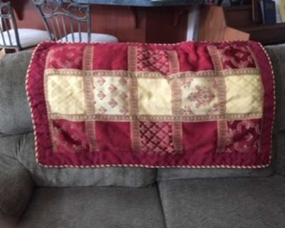 DOUBLE TAPESTRY TYPE PILLOW SHAM
