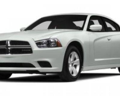 2014 Dodge Charger SXT Plus