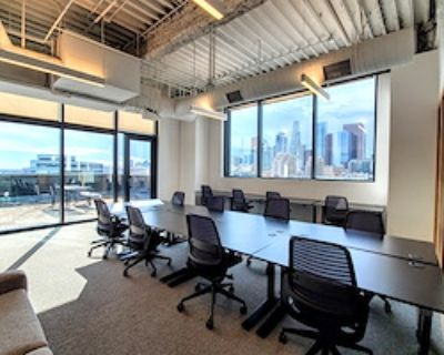 Team Office for 1 at CENTRL Office - Downtown