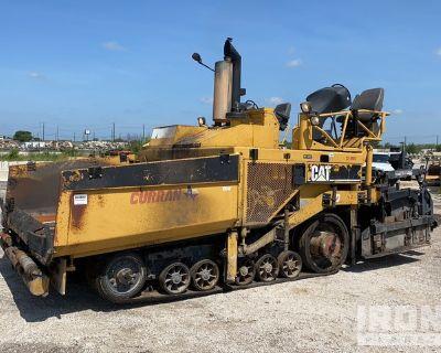 2006 Cat AP-1055D Track Asphalt Paver