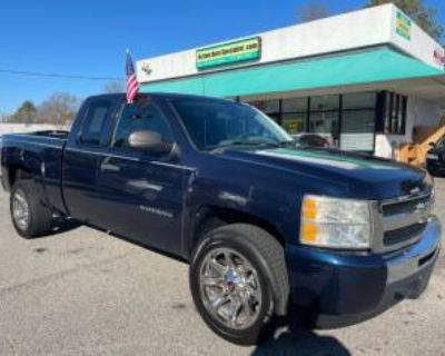 2011 Chevrolet Silverado 1500 LS Extended Cab Standard Box 2WD