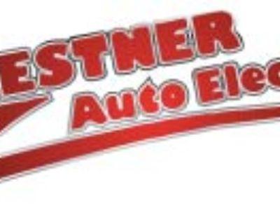 Farming Equipment Starter and Alternator Repair