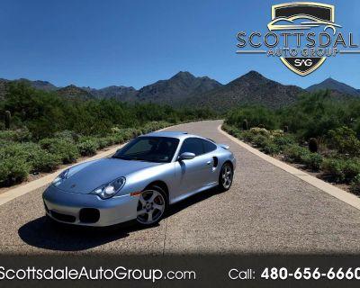 2002 Porsche 911 Carrera 2dr Carrera Turbo Tiptronic