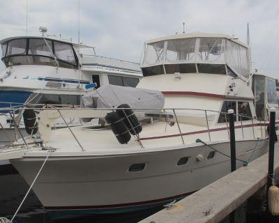 1986 44' Viking Motor Yacht