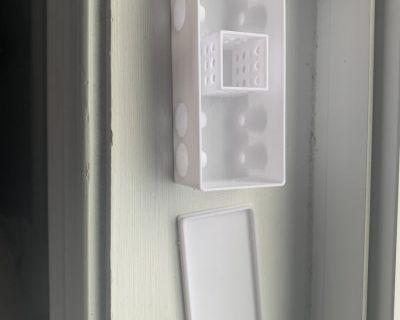 3D printed Bristle work trap