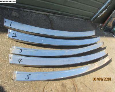 Vanagon Front Bumper 1-5