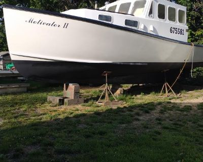1984 Young Brothers 33 foot lobster boat