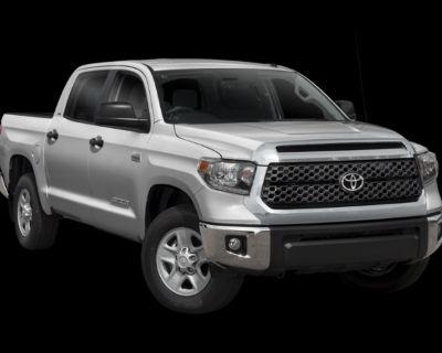 New 2021 Toyota Tundra 4x2 SR5 Crewmax 5.7L