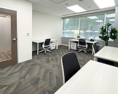 Private Office for 4 at Office Evolution Fairfax