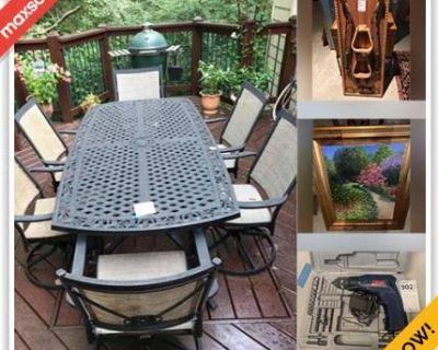 Smyrna Downsizing Online Auction - Tristan Drive