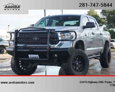 2018 Toyota Tundra CrewMax for sale