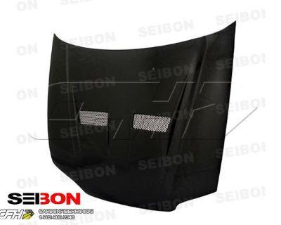 Seibon Carbon Fiber Xt-style Carbon Fiber Hood Kit Auto Body Honda Civic 92-95 U