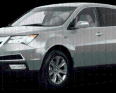 2010 Acura MDX Standard