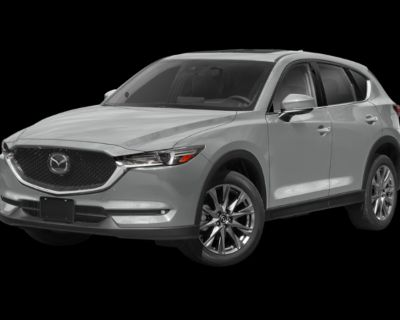New 2021 Mazda CX-5 Touring AWD 4D Sport Utility