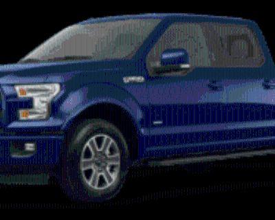 2018 Ford F-150 Lariat SuperCrew 5.5' Box 4WD
