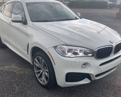 2015 BMW X6 35i