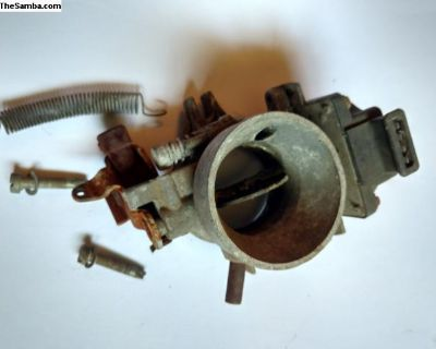 Throttle body / throttle position sensor D-jet