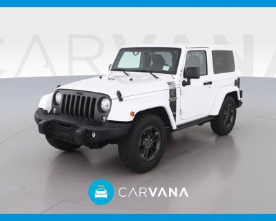 2018 Jeep Wrangler Freedom
