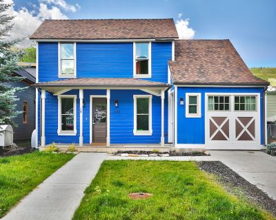 Modern Old Town Home - 4 Master Suites! 3 Mins to town ski lift - Downtown Park City