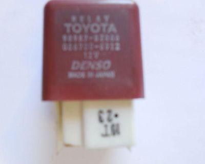 1991-1994 Toyota 4runner Cooling Blower Fan Relay. 90987-02006. Yota Yard.