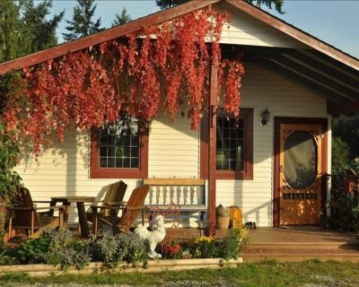 Charming Cottage in the Country - Cassidy
