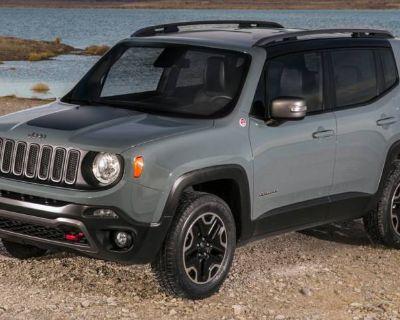 2017 Jeep Renegade Trailhawk