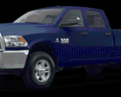 2018 Ram 3500 Tradesman Crew Cab 8' Box 2WD