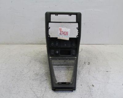 2002 2003 Freelander Center Console Dash Trim Panel Ashtray Back Glass Switch