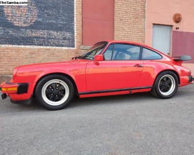 1982 Porsche 911 SC - Clean 48k miles