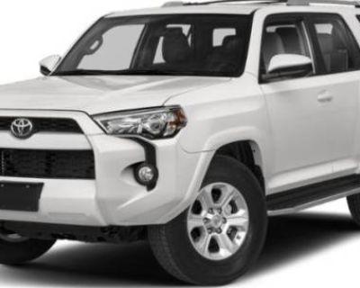 2019 Toyota 4Runner SR5 Premium