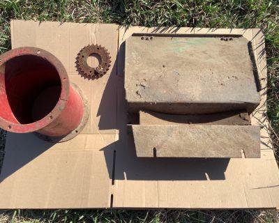 Miscellaneous John Deere Field Cutter Parts