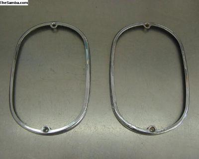 62-67 Tail Light Bezels