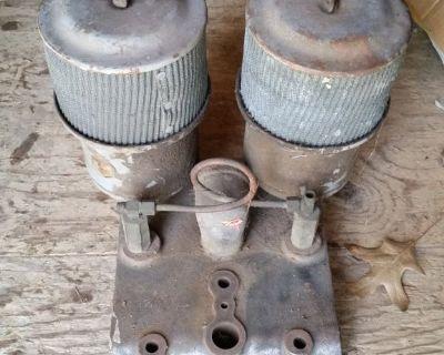 Ford FLATHEAD Model A Engine Air Compressor HEAD CYLINDER RARE VINTAGE OLD