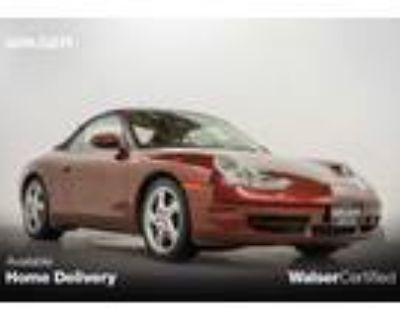 2000 Porsche 911 Red, 59K miles
