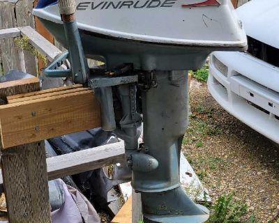 10HP Evinrude Sportwin