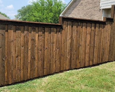 Get a Beautiful Fence in 2 Days!