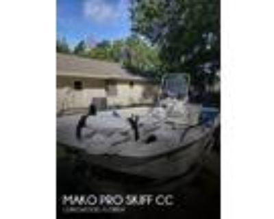17 foot Mako Pro Skiff CC