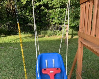 Infant/Toddler outdoor swing