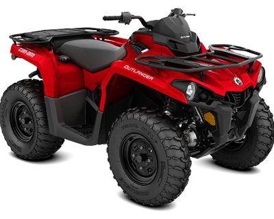 2021 Can-Am Outlander 570 ATV Utility Amarillo, TX