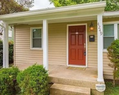 4249 Rookwood Ave #Indianapol, Indianapolis, IN 46208 3 Bedroom House