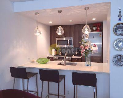Luxury 1 bedroom apartment New York, Manhattan – AC, Gym