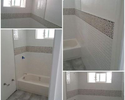 TILE INSTALLATION-BATHROOMS-FLOORING-SHOWERS-TUBS-BACKSPLASHES