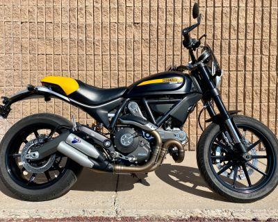2016 Ducati Scrambler Full Throttle Dual Purpose Albuquerque, NM