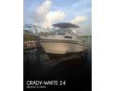 24 foot Grady-White 24