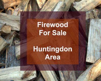 Firewood for Sale – Huntingdon PA area