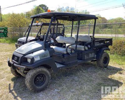 2017 (unverified) Club Car Carryall 1700 4x4 Utility Vehicle