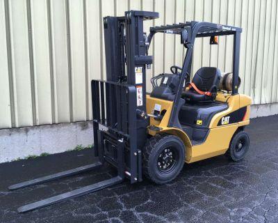2017 CAT Lift Trucks GP25N5