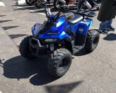 2021 Rival Motorsports Mudhawk 6 110cc ATV Off Road Forest View, IL